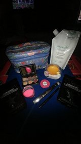 YUMI KIM TRAVEL BAG, FOREO LUNA FACE MASSAGER, CLEANSING MASKS in Naperville, Illinois