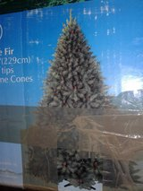 christmas tree in Alamogordo, New Mexico