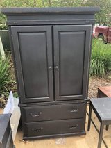 Armoire for clothing or TV in San Antonio, Texas