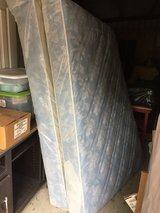 FUll size mattress and box springs in Spring, Texas