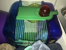 Hamster 12 1/2 crittertail cage in Camp Lejeune, North Carolina