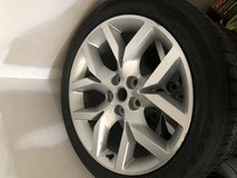 19 inch Chevrolet Impala stock Wheels with tires in Fort Jackson, South Carolina