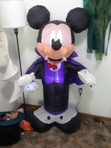 Halloween Mickey Mouse Inflatable in Fort Leonard Wood, Missouri