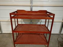 Changing Table in Alamogordo, New Mexico