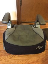 Evenflo Backless Child Booster Car Seat in Aurora, Illinois
