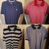 Mens express polos in Conroe, Texas