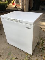 Upright Chest Freezer -7.0 cubic feet in Lockport, Illinois