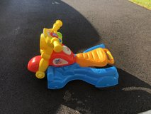 Toddler musical motorcycle in St. Charles, Illinois