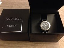 Movado Series 800 Men's Watch in Fort Drum, New York