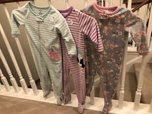 Girls 2t footed fleece pajamas in St. Charles, Illinois