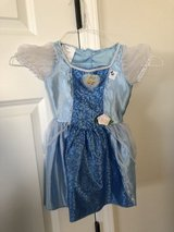 Size 2-4 years princess costume in St. Charles, Illinois