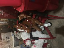 Radio flyer Blaze rocking horse in Fort Campbell, Kentucky