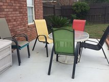 6 lawn chairs in Warner Robins, Georgia