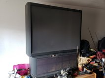 60 inch tv rear projector in Yucca Valley, California
