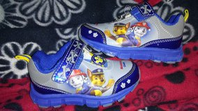 Paw Patrol Light  shoes in Macon, Georgia