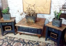 Urban Industrial coffee/end tables in St. Charles, Illinois