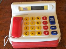 Children's cash register with sounds in Spangdahlem, Germany