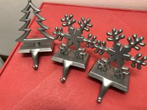Stocking holders/ Christmas dishes in Ramstein, Germany