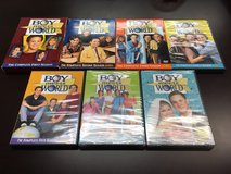 Boy Meets World Complete Series DVDs in Okinawa, Japan