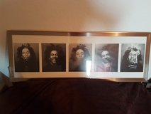 Bob Marley Framed Picture in Spangdahlem, Germany