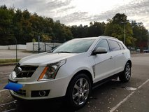 2010 Cadillac SRX Premium Edition in Ramstein, Germany