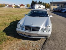 Mercedes Benz CLK 320 AVANTGARDE! AUTOMATIC! LEATHER INTERIOR! NEW INSPEKTION! in Ramstein, Germany