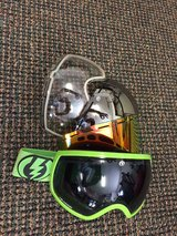 electric EG2 snow googles & xtra lens in Ramstein, Germany