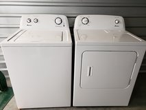 Washer and Dryer in League City, Texas