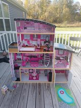 KidKraft Sparkle Mansion Dollhouse in Fort Drum, New York