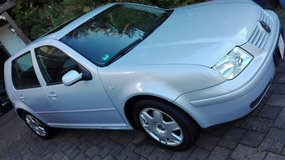 2001 Golf 4 AUTOMATIC Passed Inspection in Ramstein, Germany