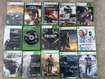 XBox 360 games in Joliet, Illinois