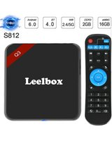 Leelbox tv media player android in bookoo, US