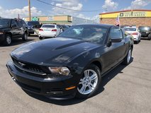 2012 FORD MUSTANG COUPE 2D V6 3.7 Liter in Fort Campbell, Kentucky