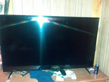 55 inch Visio 4k ultra tv with remote in Fort Campbell, Kentucky