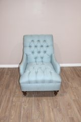 Tufted Chair- Lucia Mist in Kingwood, Texas