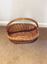 GOOD QUALITY WICKER BASKETS  # 1-5 in Lakenheath, UK