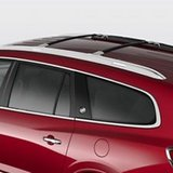 Buick Enclave roof rack in Chicago, Illinois