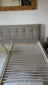 bed without mattress in Ramstein, Germany