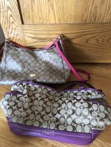 Coach Purses - two in Naperville, Illinois