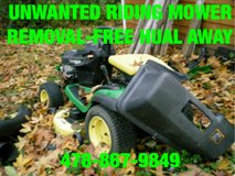 Mowers/atv/tractors/dirtbikes etc in Warner Robins, Georgia