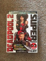 Deadpool 2 Super Duper Cut Blu Ray + Digital in Colorado Springs, Colorado