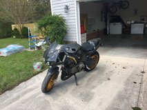 Buell XB12R in Camp Lejeune, North Carolina