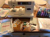 Brother PE-180D Disney Embroidery machine in Bolingbrook, Illinois