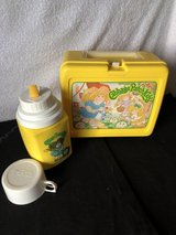 Cabbage Patch Lunchbox/Thermos 1983 in Warner Robins, Georgia