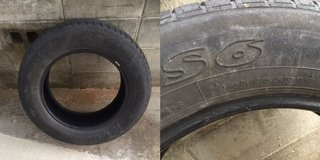 (2) Tires - 225 65/R17 in Okinawa, Japan