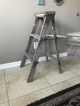 Painters step ladder in Kingwood, Texas