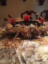 GIVE THANKS center piece in Travis AFB, California