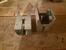 REDUCED Saw horse brackets in 29 Palms, California