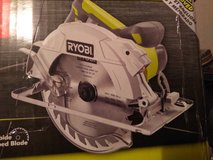 Ryobi circular saw with laser in Clarksville, Tennessee