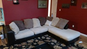 Sectional Sofa with Chase in Camp Lejeune, North Carolina